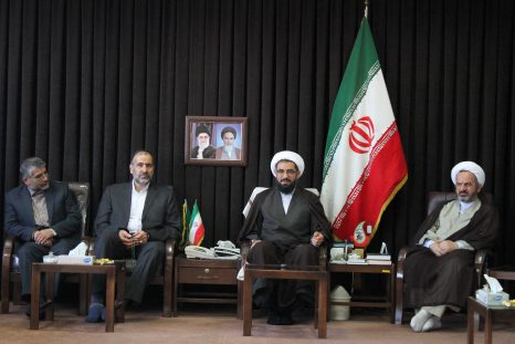 دیدار با مدیران و مسئولان دستگاه قضایی استان