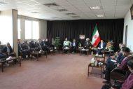 ورود نماینده ولی فقیه در استان همدان برای حل مشکلات پیادهراه اکباتان