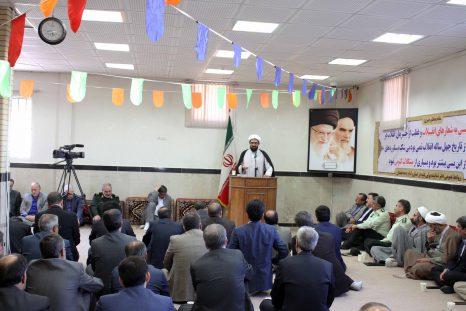 دیدار مسئولان استان با نماینده ولی فقیه در استان همدان