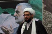 امنیت امروز را مدیون شهید سلیمانی ها و شهید تهرانی ها هستیم